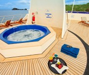 Ocean spray jacuzzi
