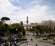 Old Town Quito Square