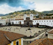 Quito Old town 2