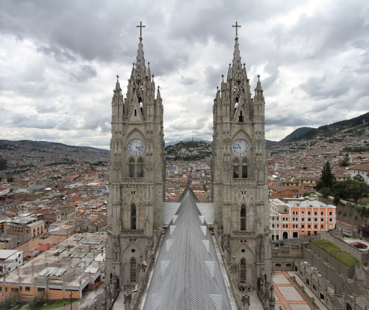 Quito old town 3